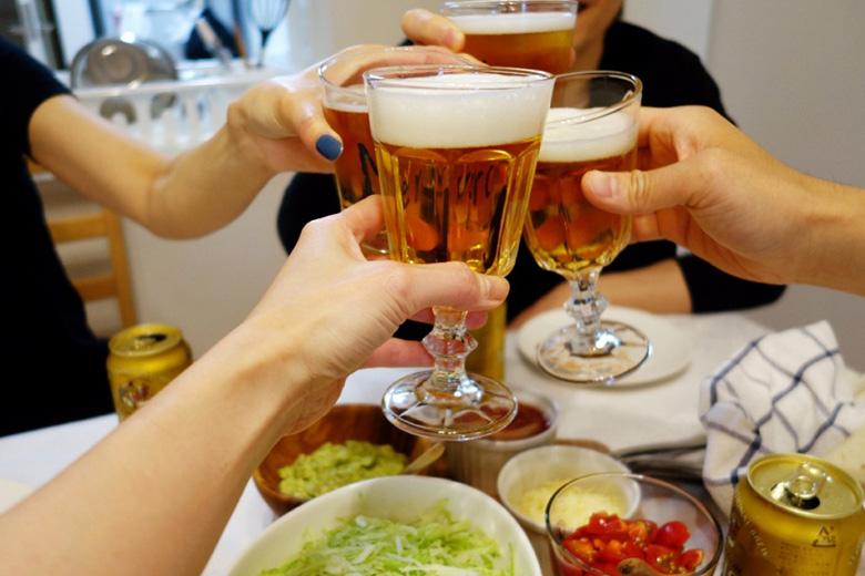 【おとなりの晩酌】ビールにぴったりのタコスで家飲みはいかが?/How about a Home Party with Beer and Tacos?