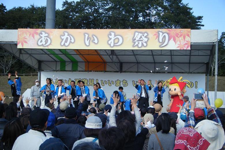 岡山ワイナリー限定2016新酒発売!「あかいわ祭り」で感謝!感謝!