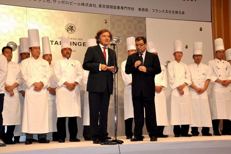 ル・テタンジェ国際料理賞コンクール【後編】優勝・日本代表の栄光は誰の手に?