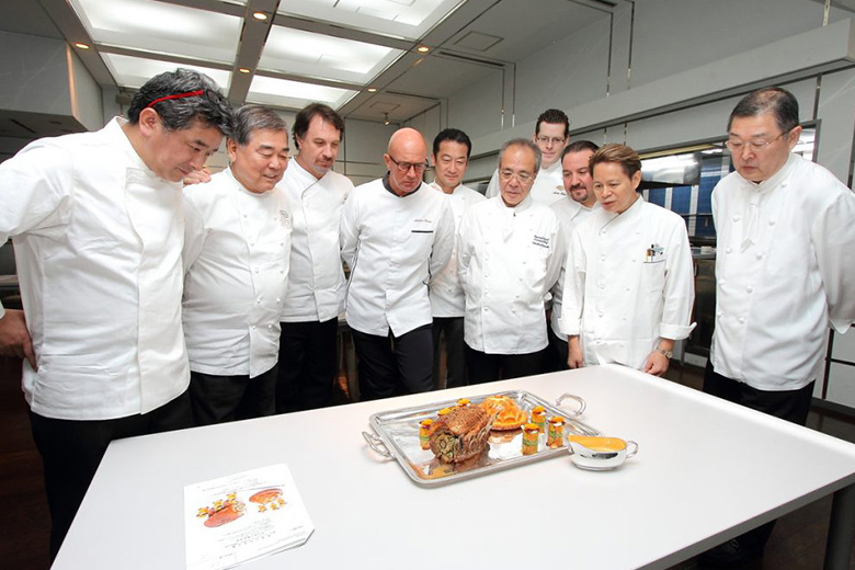 ル・テタンジェ国際料理賞コンクール【中編】8名の若手フランス料理人の真剣勝負
