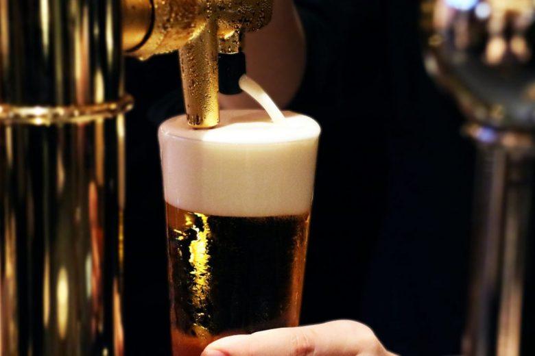 7月5日、銀座のど真ん中に「サッポロ生ビール黒ラベル THE BAR」オープン!
