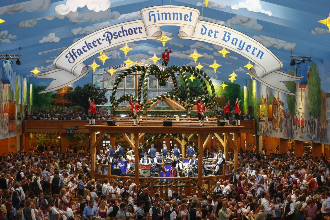 Want an Oktoberfest Beer Fast and Cold? There's an App for That