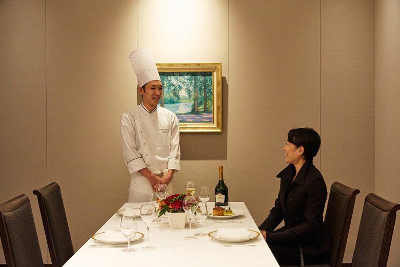 堀木 エリ子が体験する「食べるシャンパン。」 料理とのマリアージュで確信した「居心地のよいシャンパーニュ」。