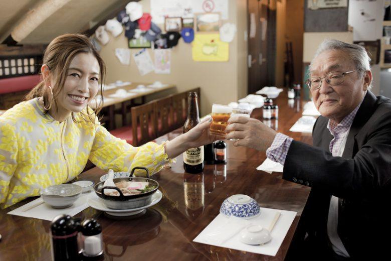 赤星★捜査ファイル#17  有楽町「新日の基」でガード下大衆酒場デビュー!?