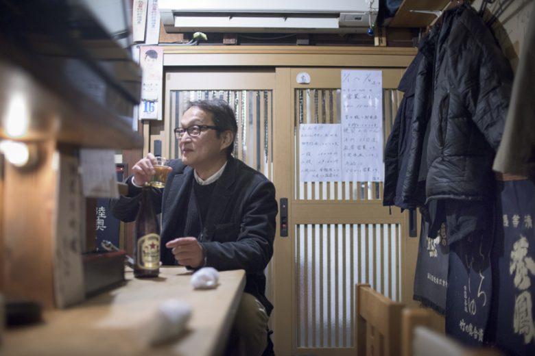 高円寺の夜は、貝の甘みに酔いしれて…<100軒マラソン 第32給水ポイント >