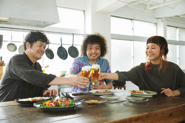 「自分以外に食べてくれる人がいると、作るのも楽しいんだよね」by ユザーン