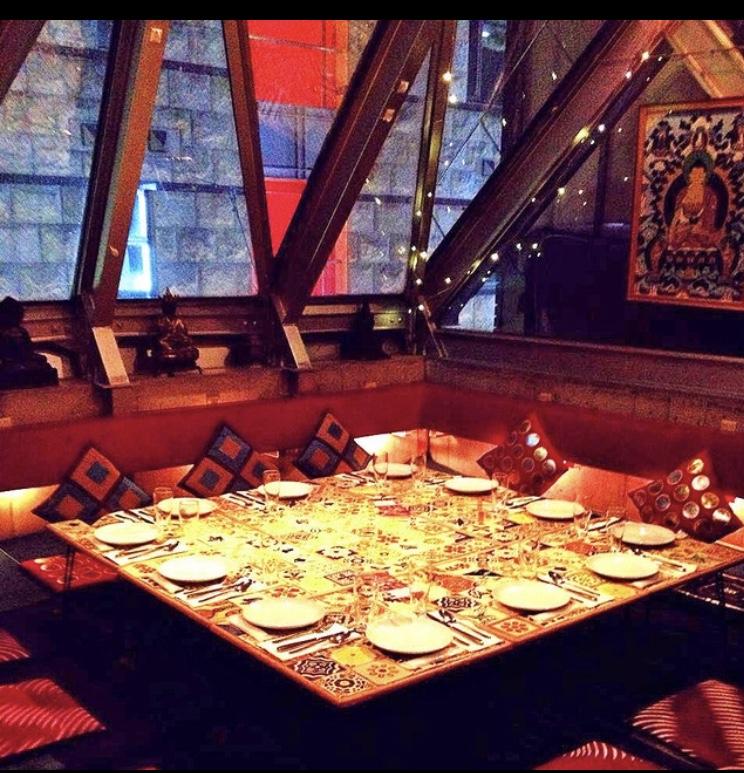 恵比寿で世界の料理を堪能しよう -ネパール料理「クンビラ」