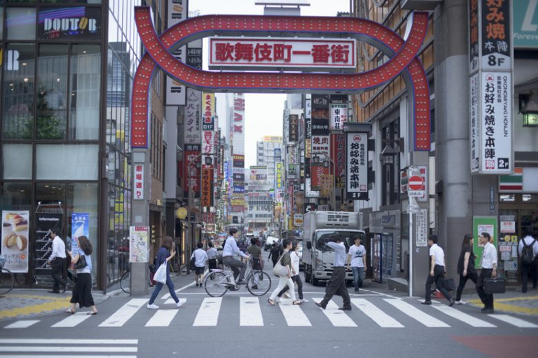 変わりゆく歌舞伎町の、変わらない赤提灯<100軒マラソン 第23給水ポイント >