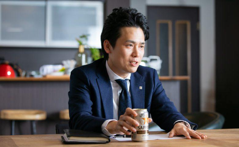 胸に刻む「難しいは、新しい」という言葉 「ゴールドスター」ブランドマネージャー・野並祐介さん
