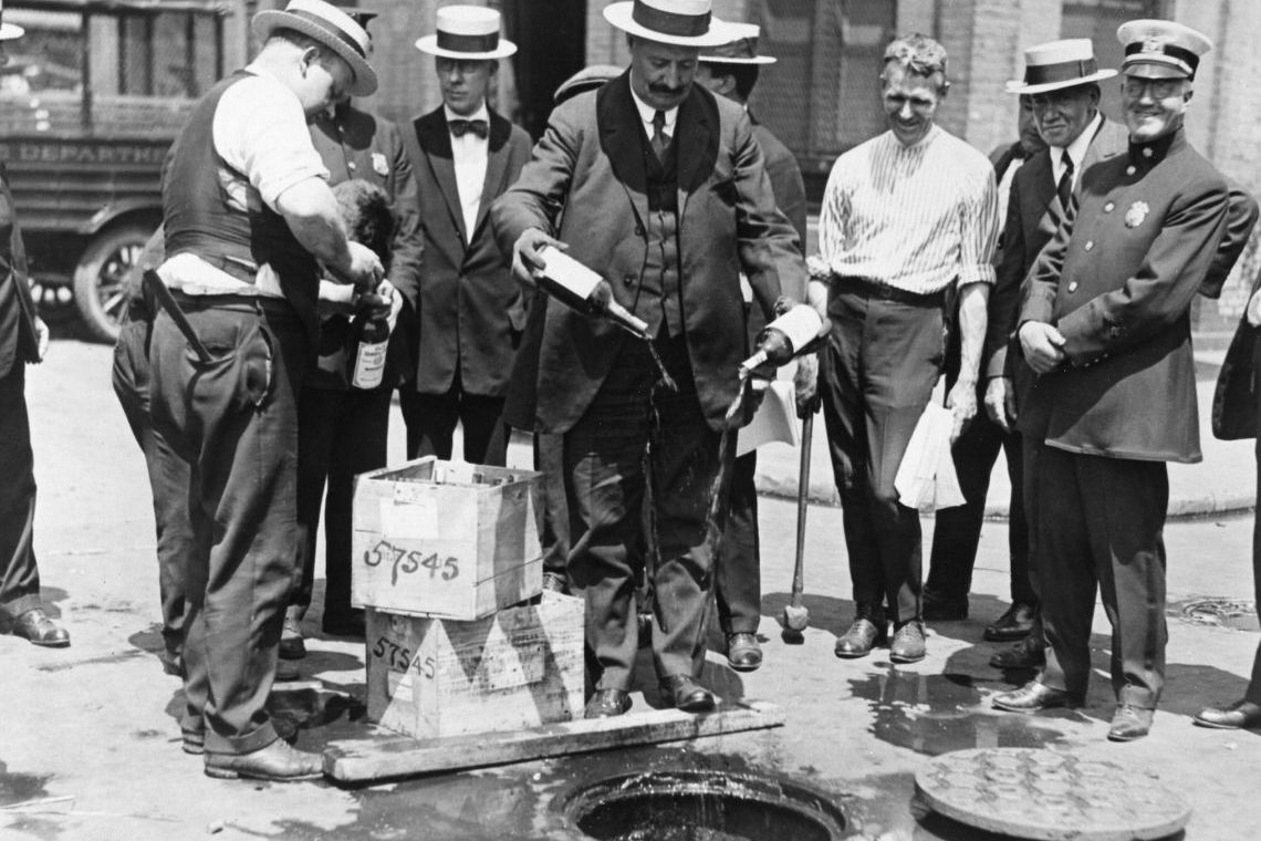 How Prohibition Reinvented Drinking In America