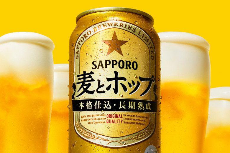 麦とホップ「香川照之 楽屋酒場」麦とホップを体験篇 公開