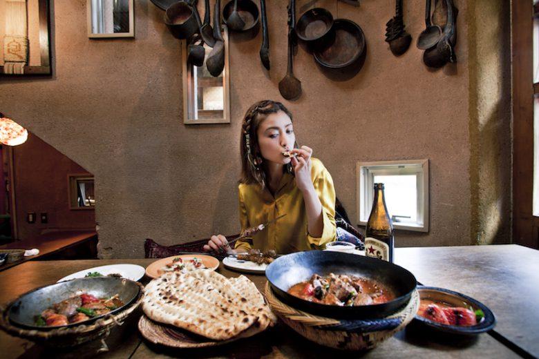 赤星★捜査ファイル#19 東中野で「本格アフガニスタン料理」を初体験