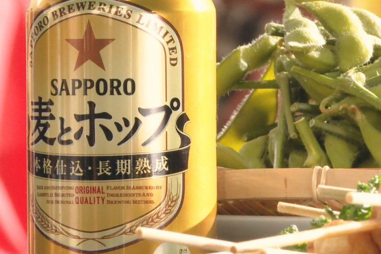 麦とホップ「香川照之 楽屋酒場」最高の晩酌を語る篇 公開