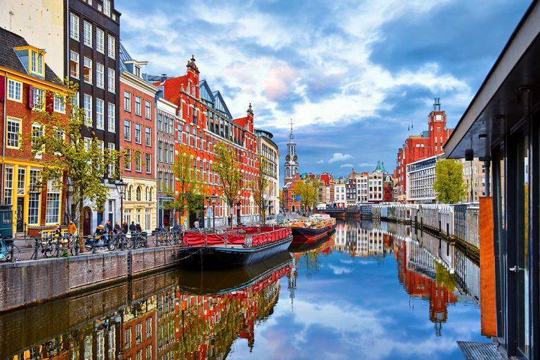 自宅に居ながらアムステルダム観光を楽しむ