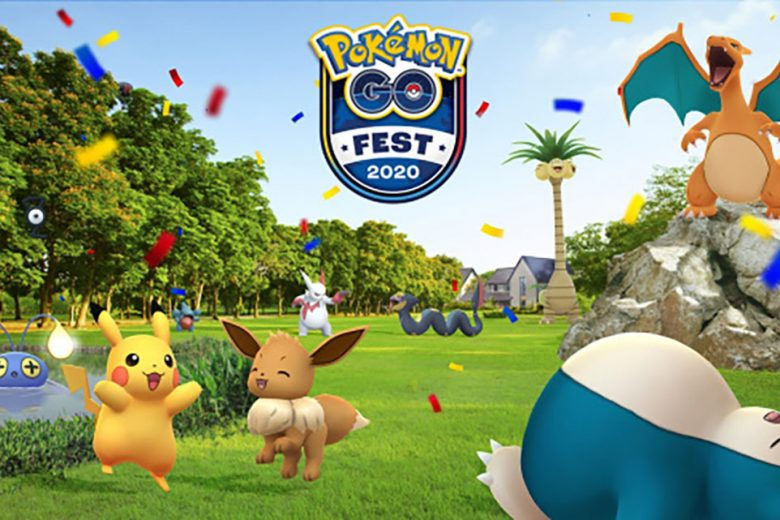 「ポケモンGO Fest 2020」がバーチャル開催に!