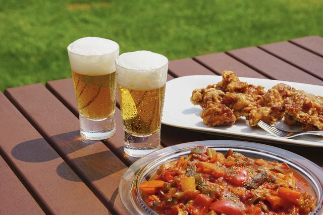 ビールの季節、いよいよ到来!! 健康を気にする人が注目すべきポイントとは?