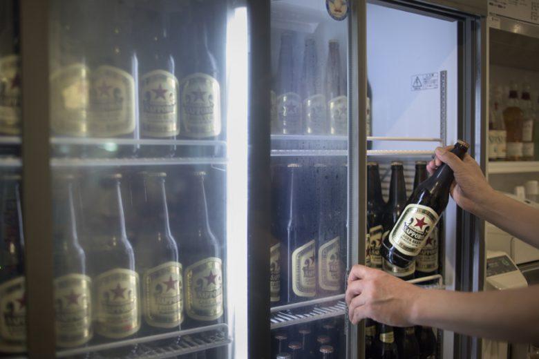 自粛明け、143年の歴史あるビールは、今日もうまい。< 特別休憩ポイント >