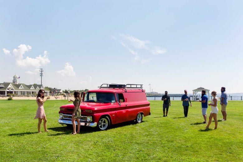 コロナに打ち勝つ「トラック・バー」がアメリカで大人気!