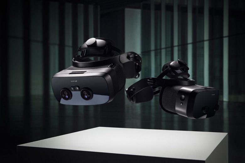 人間の目と同レベルの解像度をもった新世代VRヘッドセット